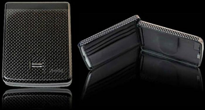 Современный кошелёк Biometric Wallet.