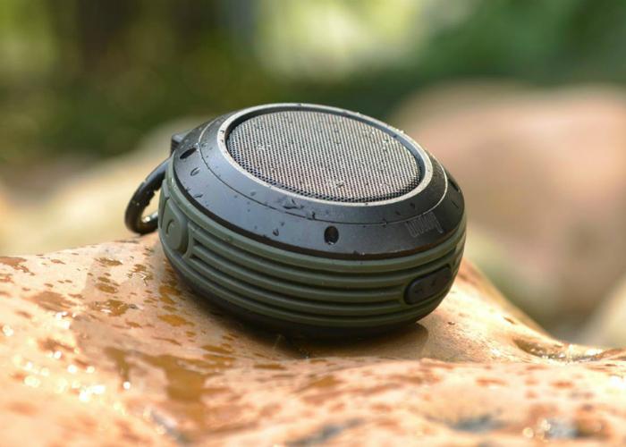 Портативная Bluetooth колонка.