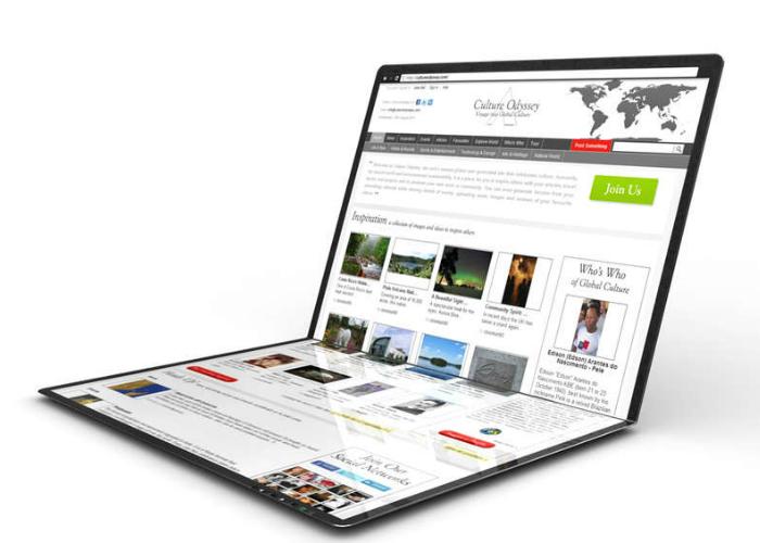 Функциональный планшет - A3 Tablet Book от талантливого дизайнера Philа Pauley.