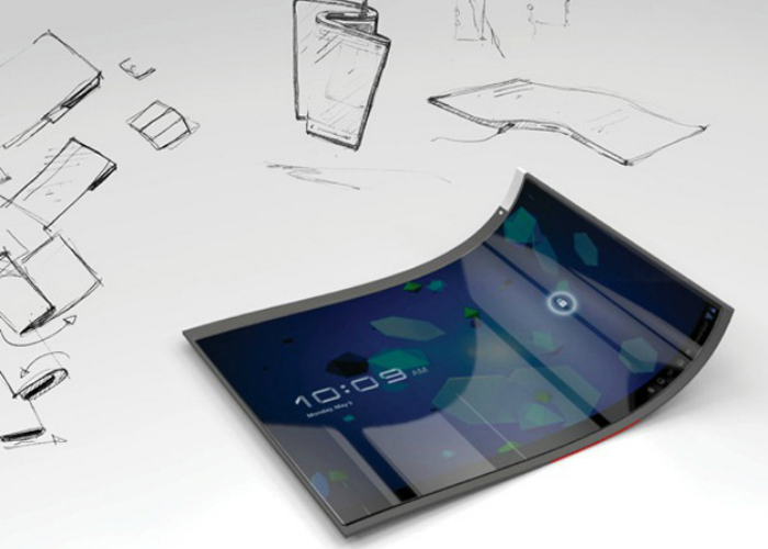 Многофункциональный планшетный компьютер будущего разработанный дизайнером Каллилем Капуоццо.