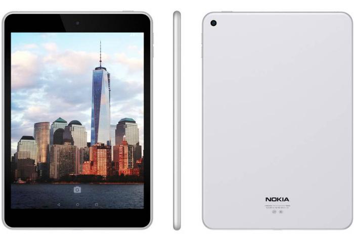 Новый функциональный Android-планшет от компании Nokia.