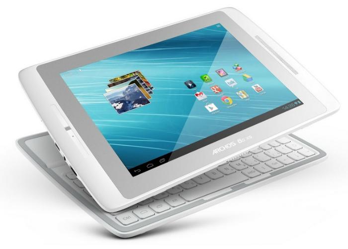 Функциональный планшет под названием - Archos 80 XS.