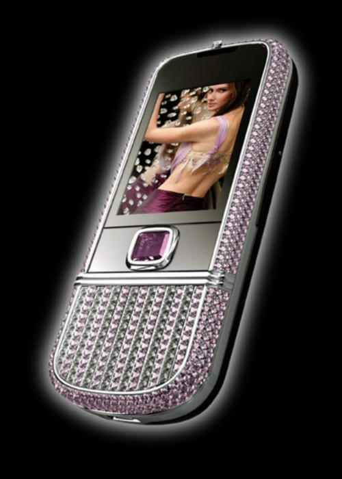 Приобрести Peter Aloisson's Nokia Arte можно по цене в 134,000 долларов США.