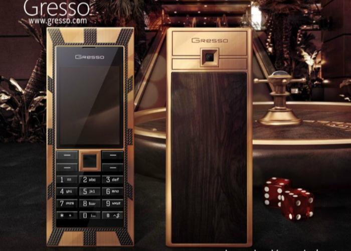 Приобрести Gresso Luxor Las Vegas Jackpot можно по цене в 1 миллион долларов США.