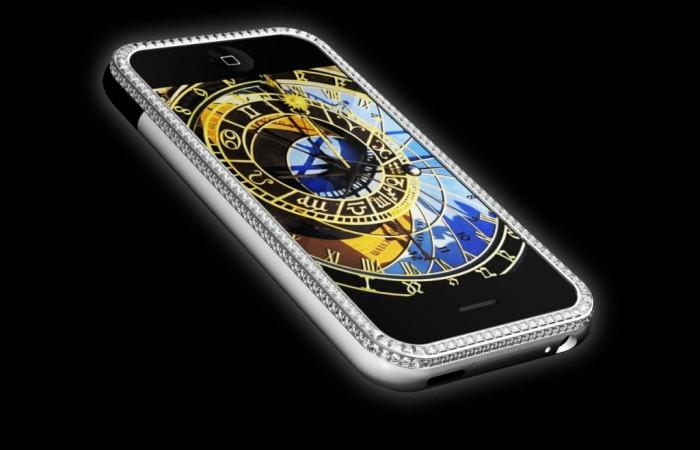 Приобрести iPhone Princess Plus можно по цене в 176,400 долларов США.
