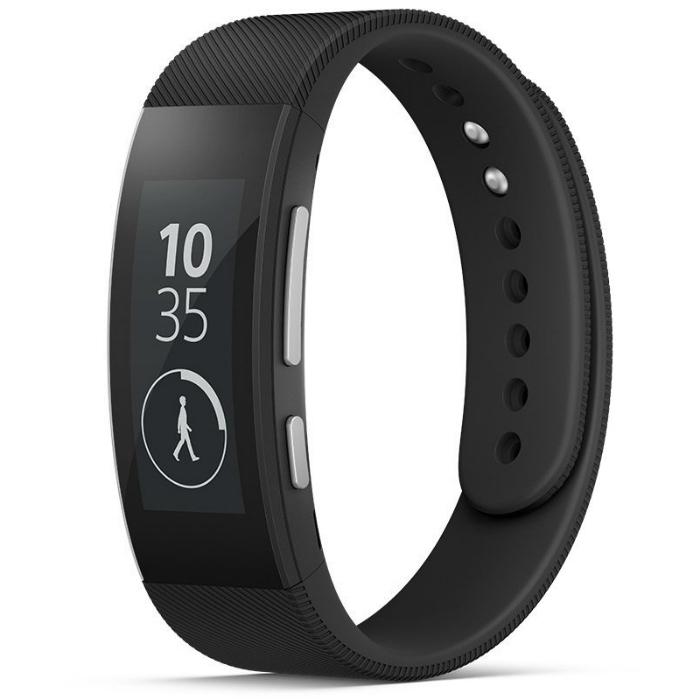 Функциональный фитнес-браслет - SmartBand SWR10 от компании Sony.