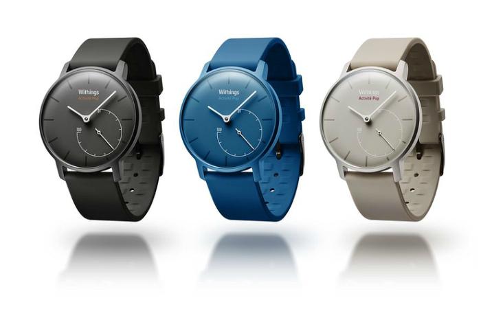 Многофункциональны часы - Withings Activite Pop от компании Withings.