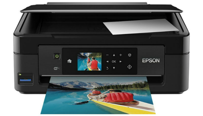 Надежный принтер под названием - Epson Expression Home XP-422.