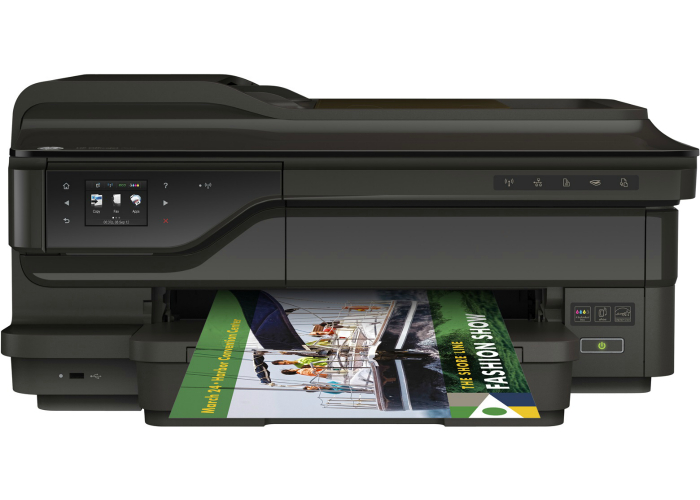 Универсальный принтер под названием - HP Officejet 7612.