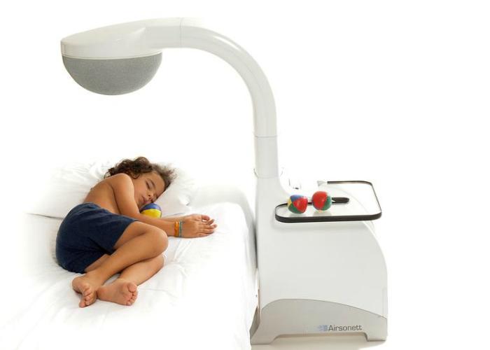 Домашний фильтр аллергенов, который избавит астматиков от ночных кошмаров.