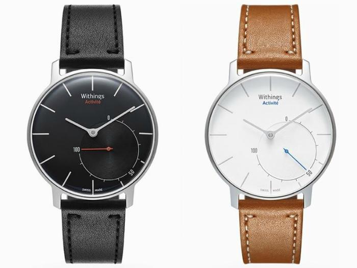 Функциональные часы - Activite от компании Withings.