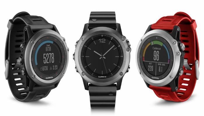 Необычные часы - Fenix 3 от компании Garmin.
