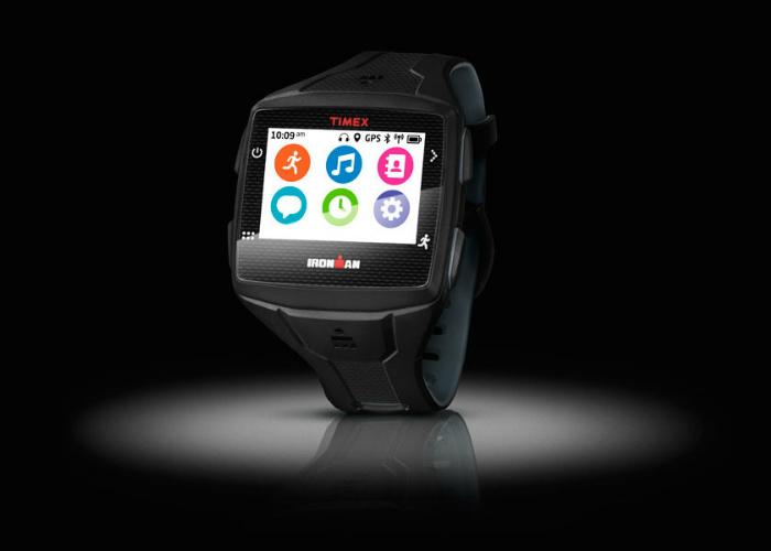 Многофункциональные часы - Ironman One GPS+3G от компании Timex.