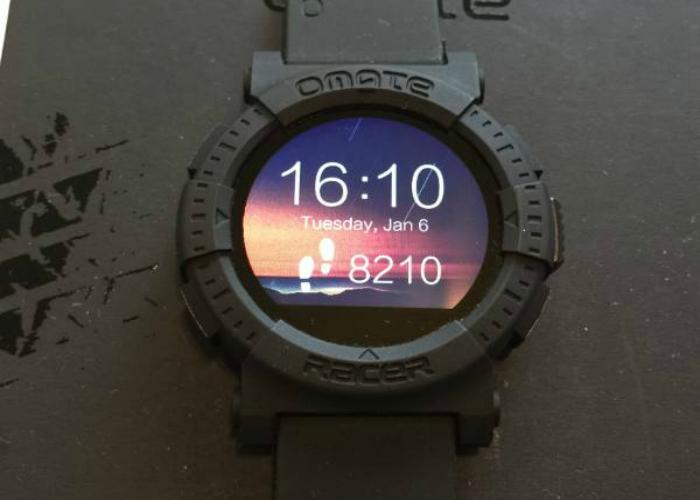 Функциональные часы под названием - Omate Racer X VMK.