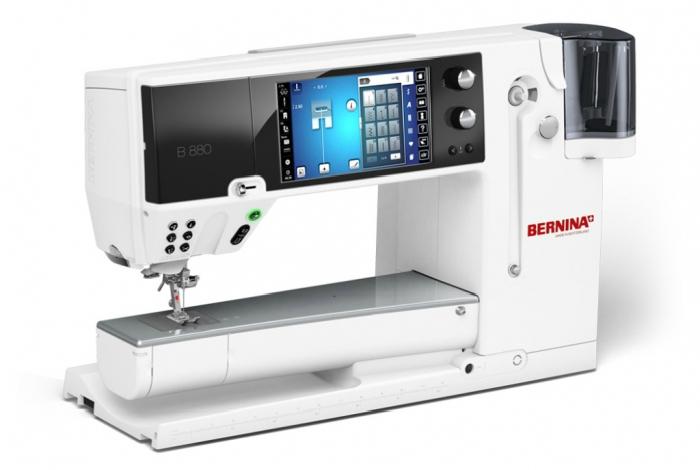 Швейно-вышивальная машинка под названием - Bernina 880.