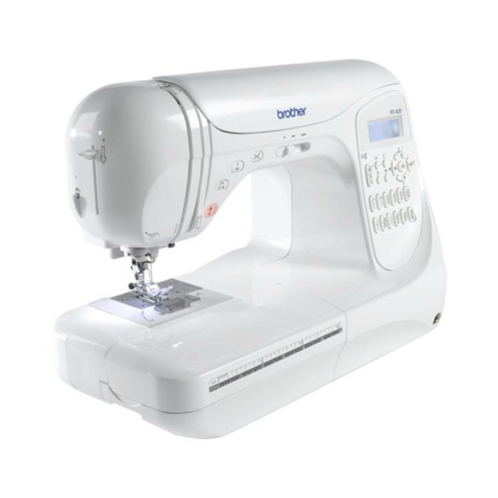 Функциональная швейная машинка под названием - Brother PC-420.