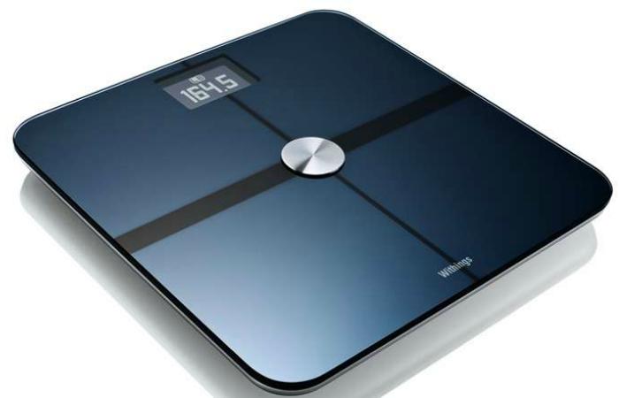 Умные многофункциональные весы - Withings Smart Body Analyzer.