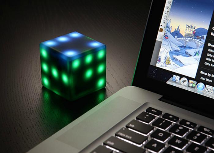 Оригинальная электронная игрушка будущего - Futuro Cube.