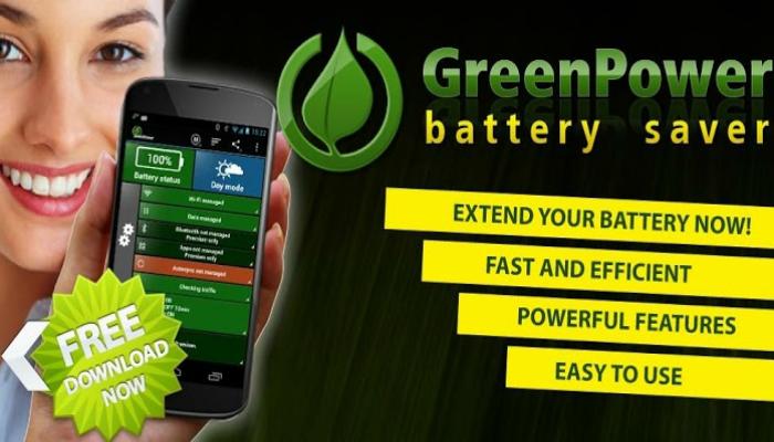 Функциональное мобильное приложение для экономии энергии смартфона.
