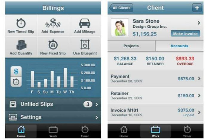 Полезное мобильное приложение, которое способно экономить время пользователя избавляя его от бумажной работы.