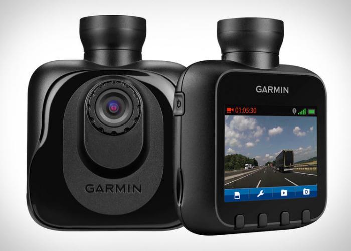 Надежный видеорегистратор с GPS.