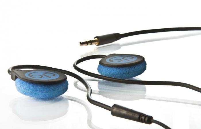 Наушники для сна под названием - Bedphones.
