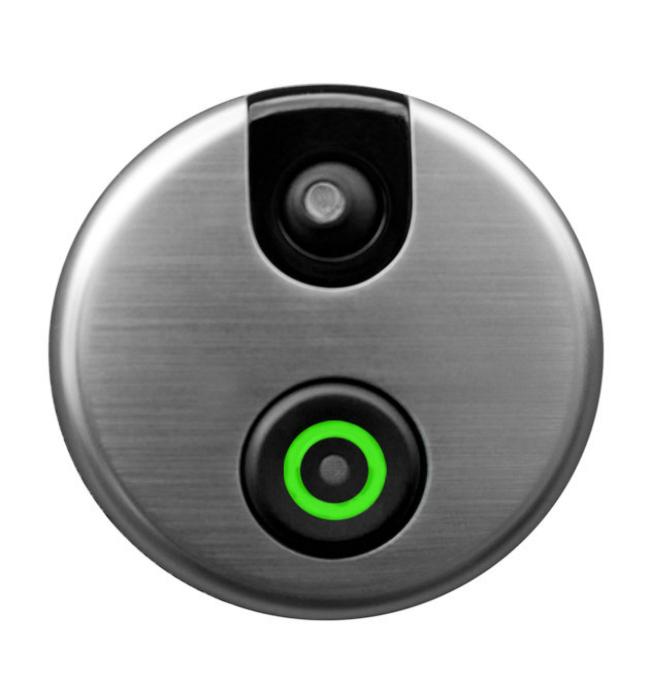 Беспроводной видеозвонок с Wi-Fi от компании производителя SkyBell.