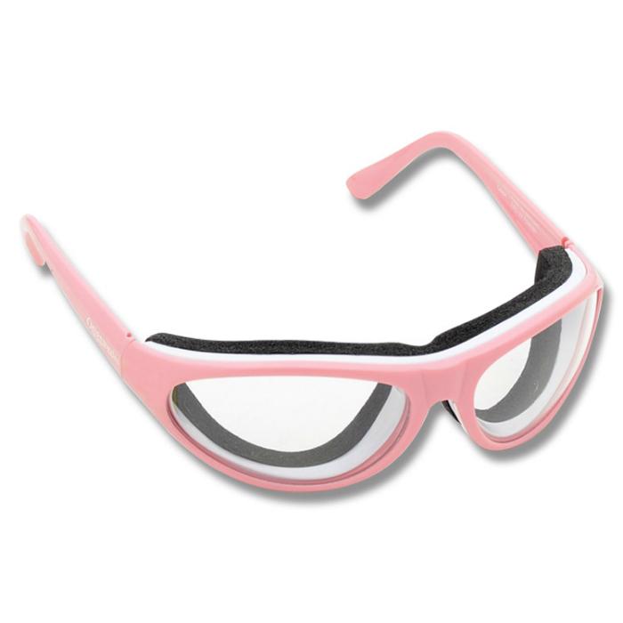 Удобные очки для резки лука под названием - Onion Goggles.