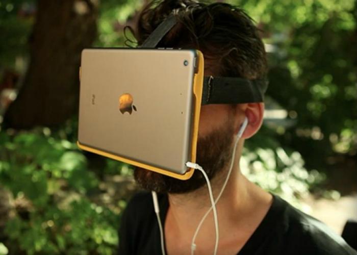 iPad адаптировали для многих интригующих видов деятельности и целей. Между тем, несколько предприимчивых изобретателей решили показать пользователям знаменитого гаджета, что такое виртуальная реальность.