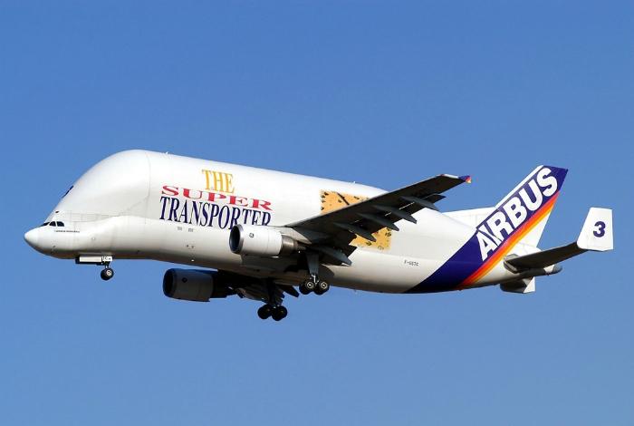 Самые большие модели самолетов в мире.