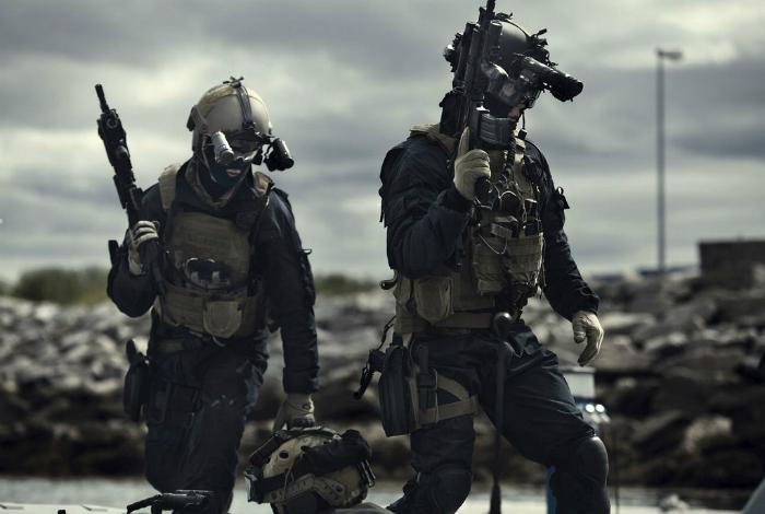 Самые лучшие отряды специального назначения со всего мира.
