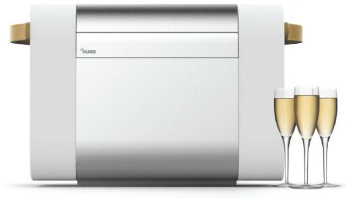 Многофункциональный холодильник под названием - Kube.