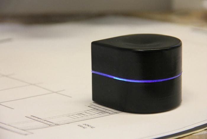 Функциональный компактный принтер под названием - Zuta Labs.