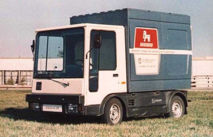 ВАЗ 2802-02 «Пони» - это легкий грузовой автомобиль созданный АвтоВазом в 1980 году.