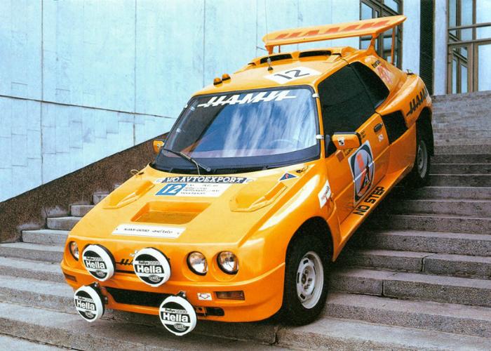 Апельсин НАМИ-0290 – это раллийный автомобиль, сконструированный талантливыми инженерами НАМИ в 1988 году.
