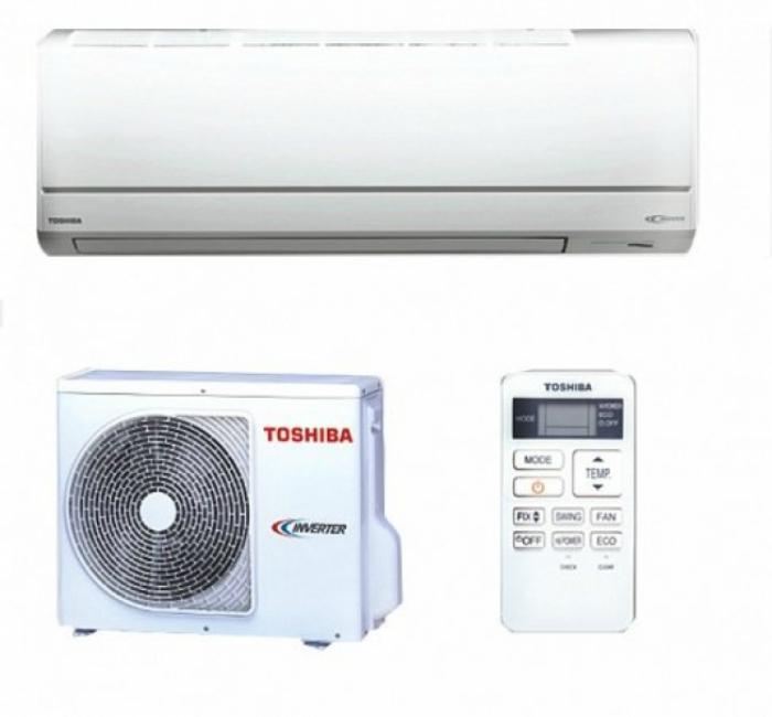 Домашний настенный кондиционер под названием - Toshiba RAS-07EKV-EE.