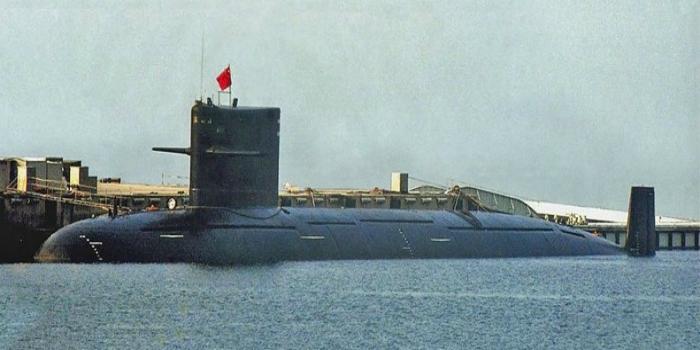 Атомная подводная лодка под названием - Шань.