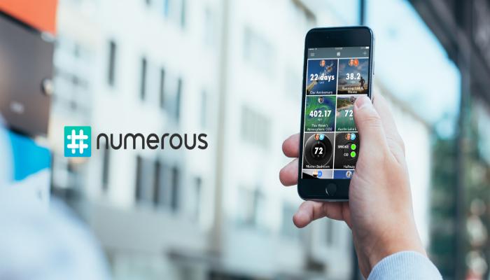 Многофункциональное мобильное приложения для подсчета заданных параметров смартфона под названием - Numerous.