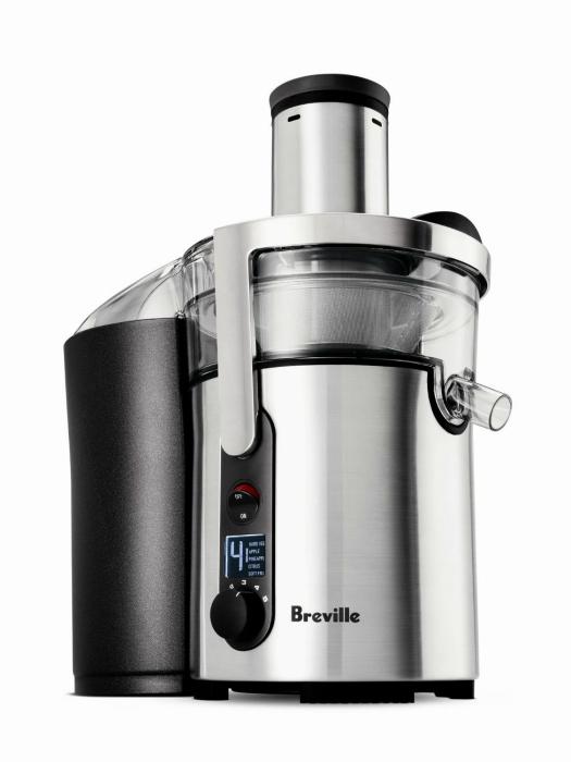 Многофункциональная соковыжималка под названием - Breville Ikon BJE510XL.