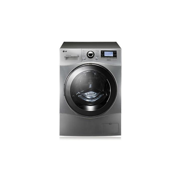 Функциональная стиральная машинка под названием - LG F1443KDS7.