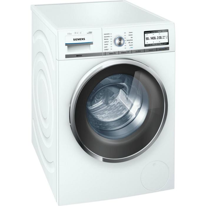 Удобная стиральная машинка под названием - Siemens WM 16y741PL.