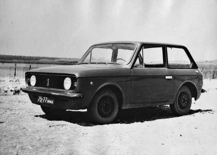 Самые необычные модели автомобилей, изготовленные АвтоЗазом.