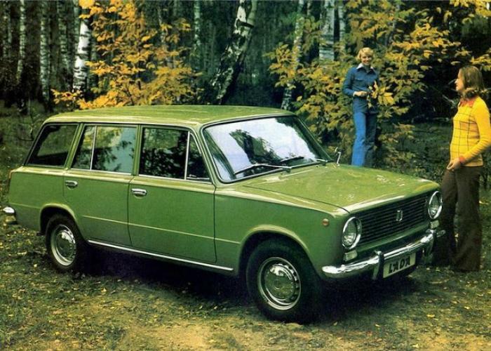 Советский заднеприводный универсал под названием ВАЗ-2102 «Жигули», который серийно изготавливался на Волжском автомобильном заводе в период с 1971-го по 1985 год.