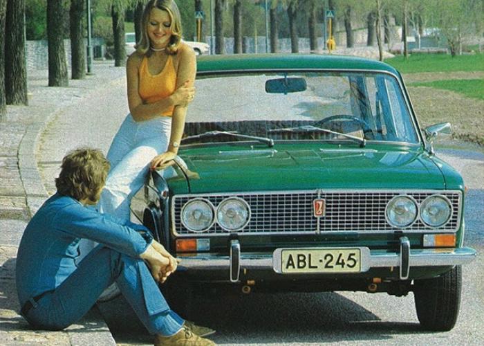 Советский легковой седан под названием ВАЗ-2103 «Жигули», который был создан на Волжском автомобильном заводе при поддержке компании Fiat и выпускался в период 1972 по 1984 год.