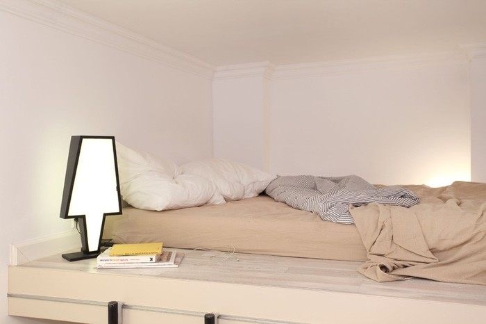 Комфортное спальное место