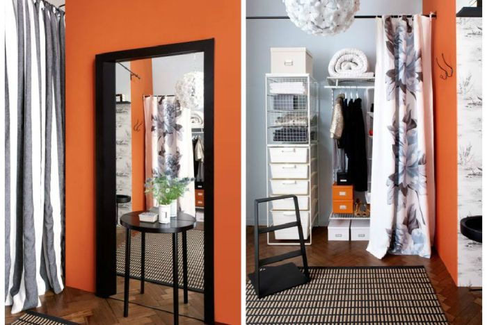 Крутые идеи для маленькой квартиры