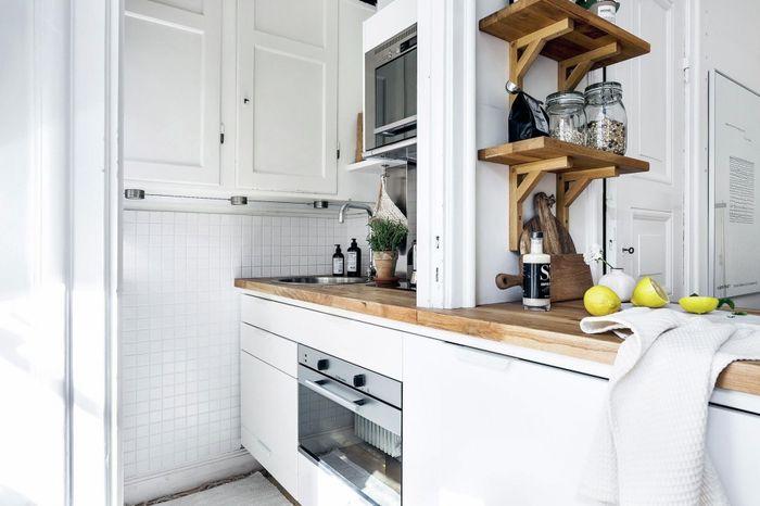 Очень маленькая кухня