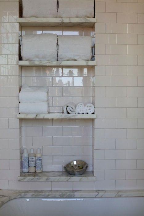 4. Отличное решение для небольшой ванной