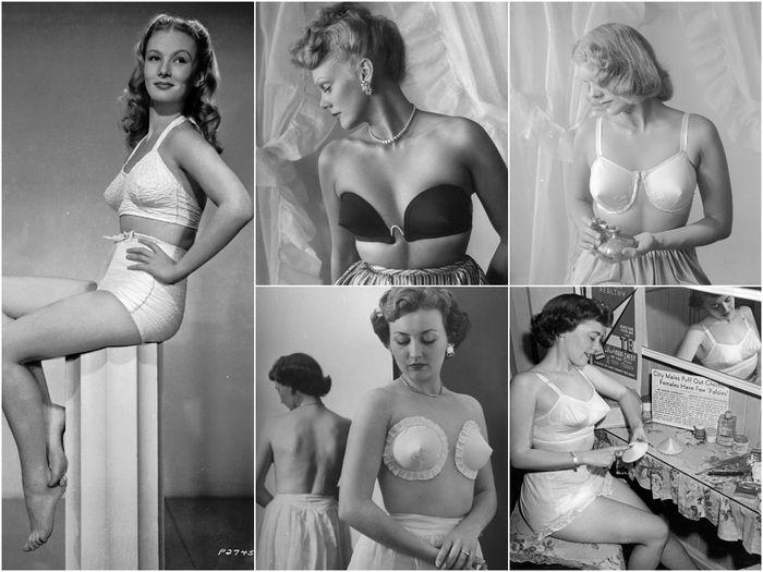 Женское белье 40 года тула дом науки и техники медицинская одежда