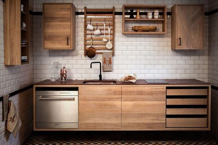 Отличное решение для маленькой кухни